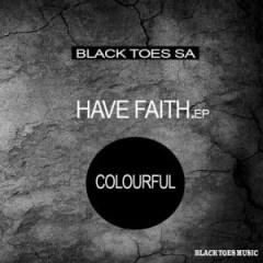 Black Toes SA - Colourful